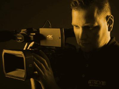 Videofilmproduktion und Bearbeitung